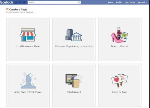 Tạo FanpageFacebook bán hàng.