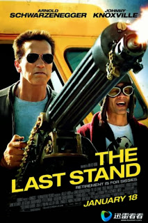 The Last Stand (2013) Brrip |Hindi Dubbed | HD 720p Dual Audio (Hindi / English) | world4free