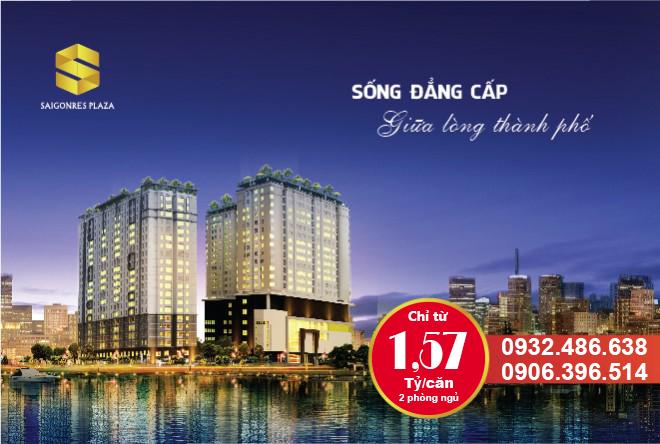 Căn Hộ Saigonres Plaza