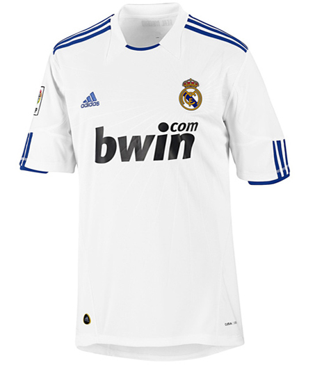 camiseta Adidas Real Madrid 2011