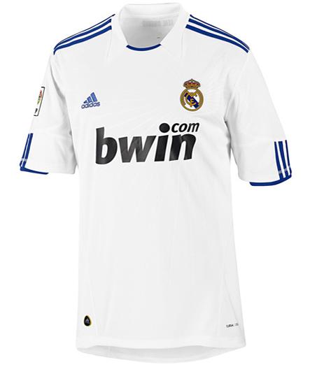 camiseta Adidas Real Madrid 2011