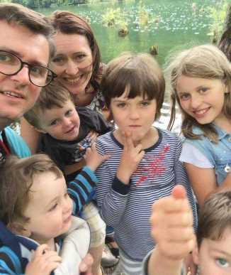 """O nouă aniversare în familia Bodnariu: """"Scumpa noastră Eliana, la mulți ani!"""""""