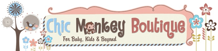Chic Monkey Boutique logo