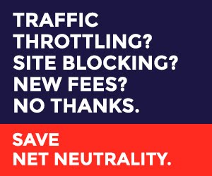 SAVE THE NET!