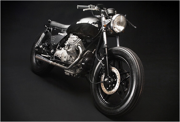 MOTO GUZZI-DIABOLA V35 C-VENIER CUSTOMS