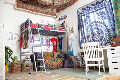 Decorating A Dorm Room Or Bedroom With A Variety Of Tapestries Is Even A  Really Fun Look! Part 69
