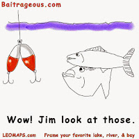 Checkout my fish cartoons!