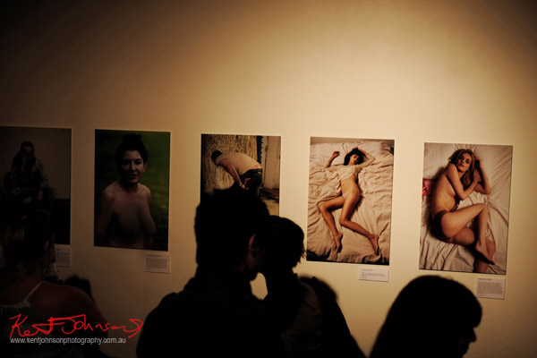 Portraits on the wall - Richard Kern Exhibition Sydney -VICE Mag - Street Fashion Sydney.