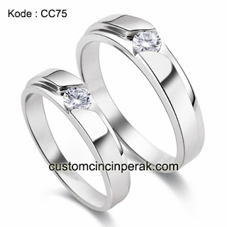 Model Cincin Couple