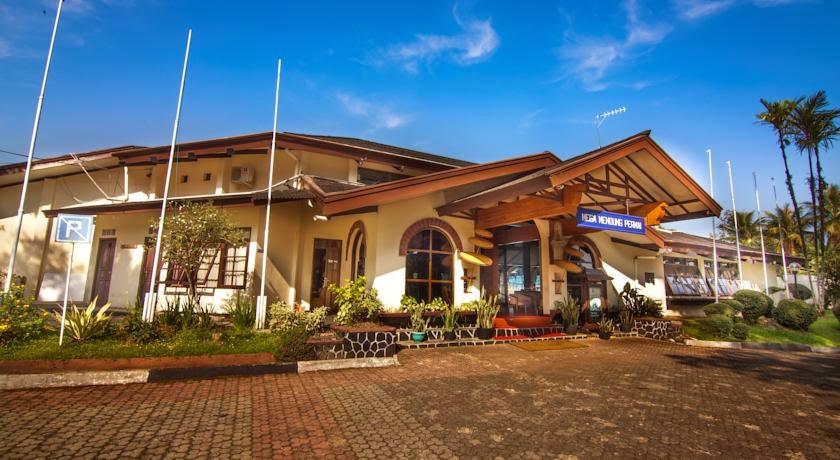 Hotel Megamendung Permai Puncak