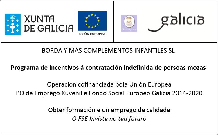 Colabora a Xunta de Galicia e a UE