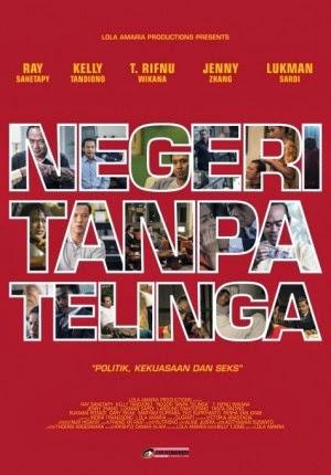 Film Negeri Tanpa Telinga 2014 di Bioskop