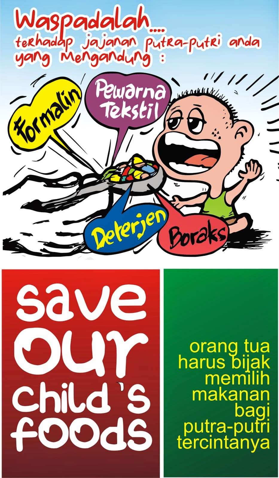 Save Our Child's Foods