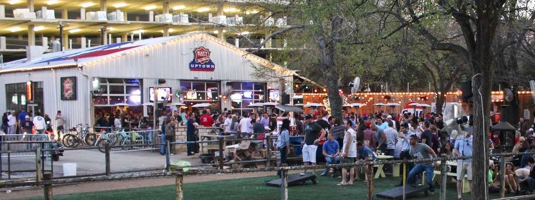 What Would Cubes Do?: If You Think Katy Trail Ice House ... Katy Trail Ice House