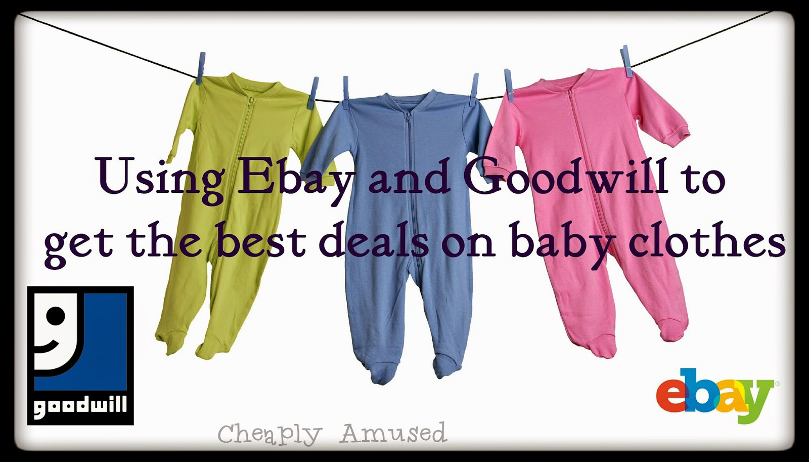 The best deal for baby gear is free. You'll probably get offered some hand-me-downs from friends and family, especially if you know people who have toddlers or preschoolers. In fact, when parents decide that they don't want to have any more babies they can get quite generous with giving away baby items.