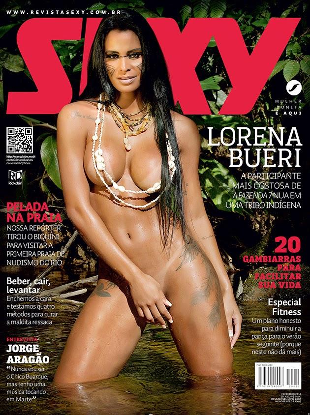 Sexy 2015/02: Lorena Bueri