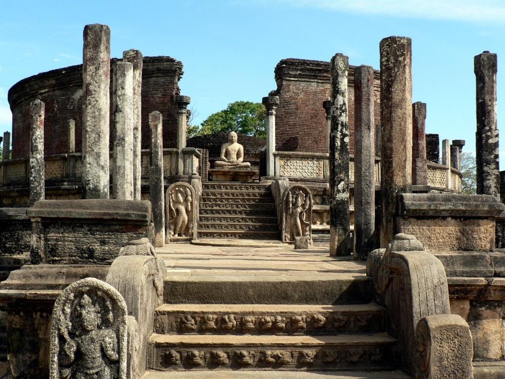 Polonnaruwa Sri Lanka  city photos : Sri Lanka