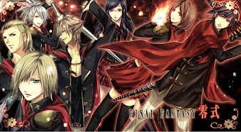 #23 Final Fantasy Wallpaper