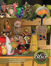 Celebrate 365: A Journal for the Ornament Enthusiast Late Summer/ Fall 2011 issue