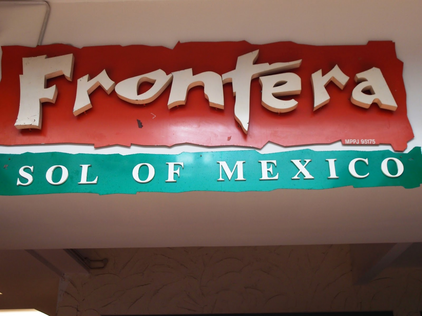 Follow Me To Eat La - Malaysian Food Blog: Frontera Sol Mexico ...