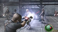 Senjata P.R.L. 412 di Cheat Resident Evil PS2