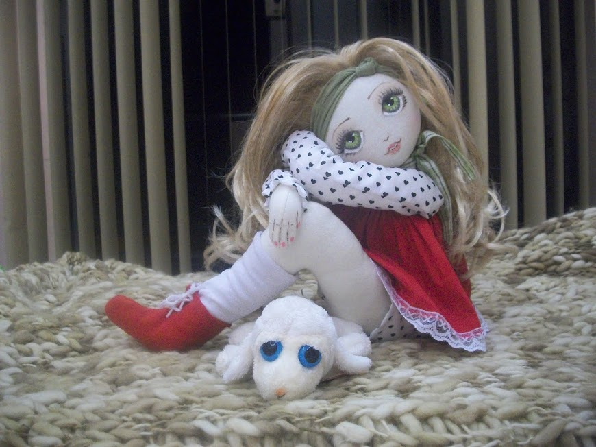 Boneca Carol