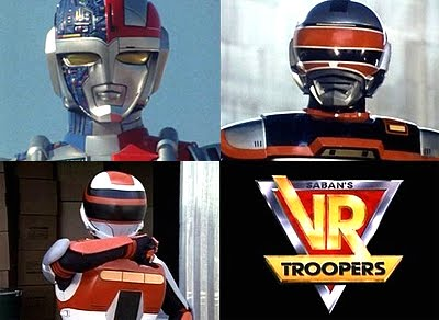 VR Troopers 90's Retro US Show ABC-5 Reto Pilipinas Feature