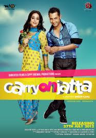 Carry On Jatta (2012 - movie_langauge) - Gippy Grewal, Mahie Gill, Gurpreet Guggi, Binnu Dhillon, Khushboo Grewal, Jaswinder Bhalla, BN Sharma, Karamjit Anmol, Rana Ranbir, Anshu Sawhney