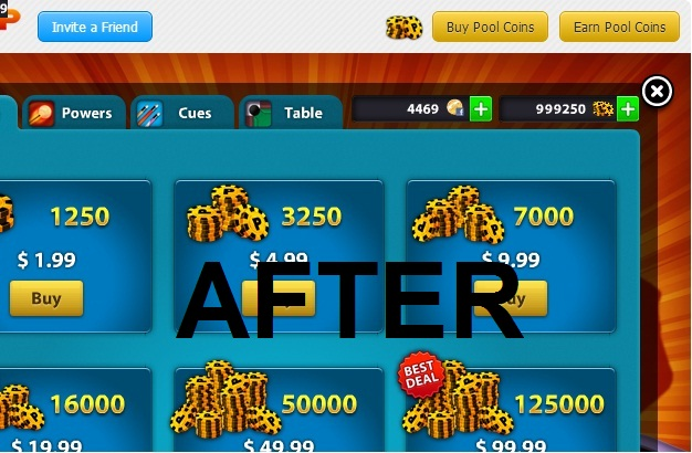 8 Ball Pool Hack (Updated)