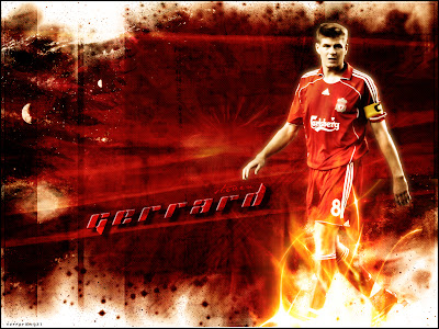Steven Gerrard wallpaper