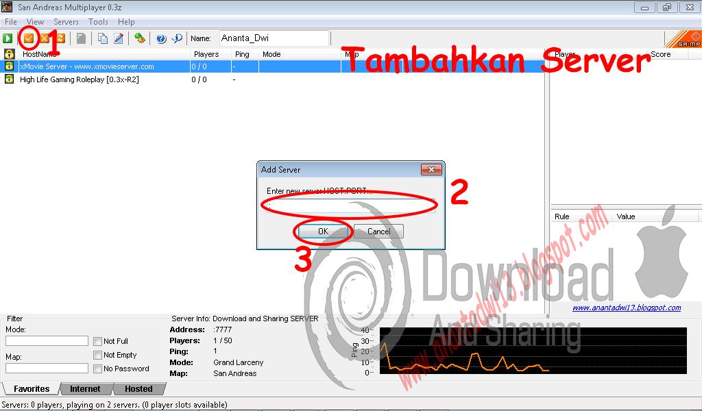 Cara Membuat Server GTA SA-MP Sendiri (Full Gambar