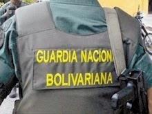 Asesinan a miembro de la GNB en Carabobo