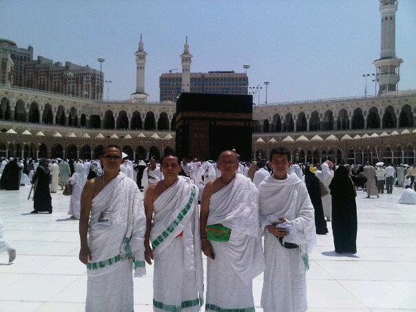 perjalanan kami ke Makkah