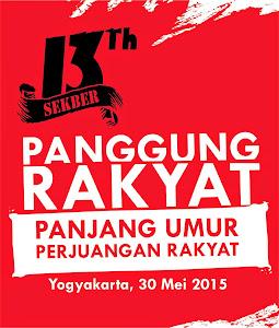 13 Tahun Bersama Rakyat