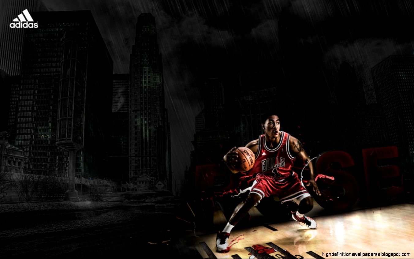 Adidas Wallpapers Hd Dedrrick Rose Basket Ball