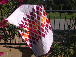 Quilt by Tracey
