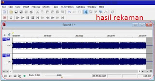 <img alt='hasil rekaman langsung bisa di edit pada sound forge' src='http://3.bp.blogspot.com/-N_Uac5beEYY/UOd49QthhSI/AAAAAAAAE80/oMyUVcBEsPI/s1600/hasil+rekaman.jpg'/>