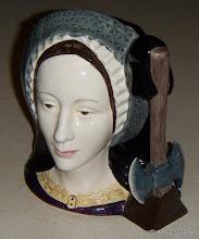 Anne Boleyn Toby Jug D6644