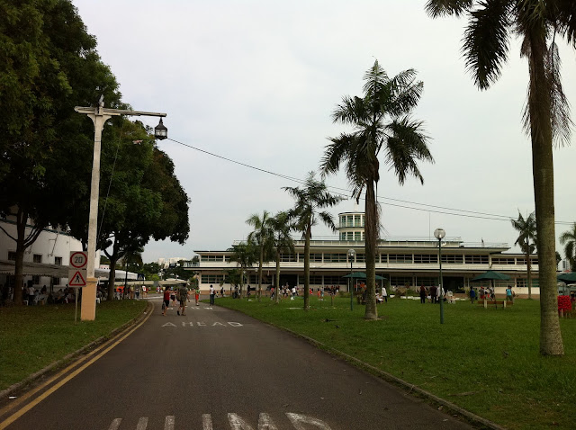 Old Kallang Airport