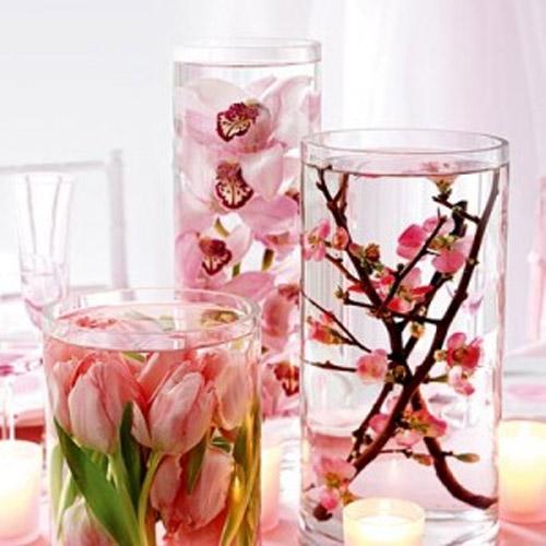 Sfc design a modern flower centerpiece