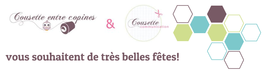 Cousette entre copines & Cousette communication