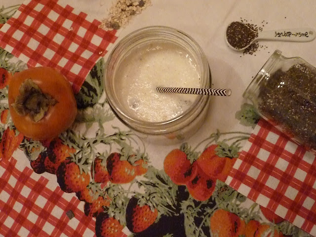 autumn smoothie