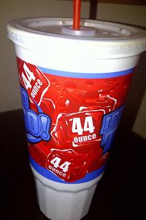 44 ounce soda cup