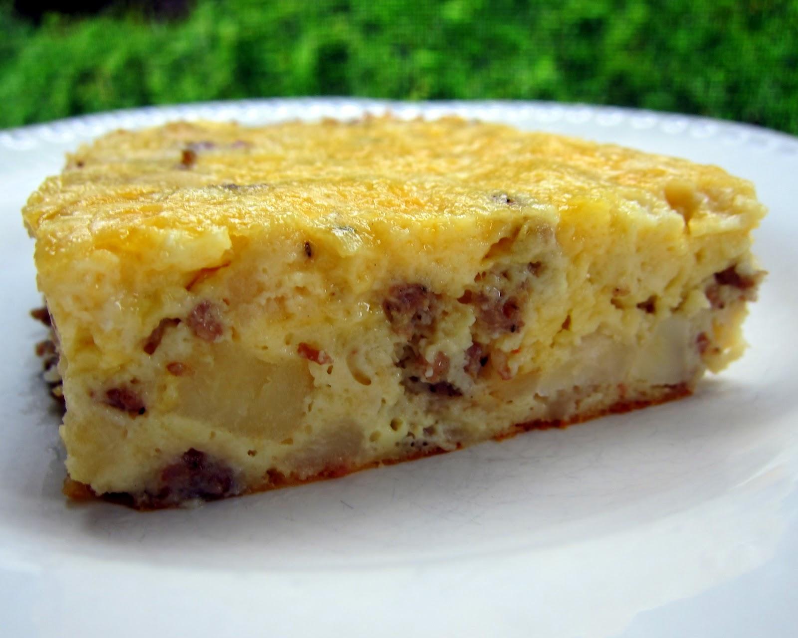Hash Brown Breakfast Casserole   Plain Chicken