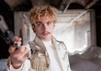 Aaron Johnson as Count Vronsky in Anna Karenina, 2012