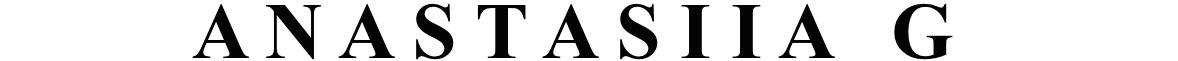 ANASTASIIA G