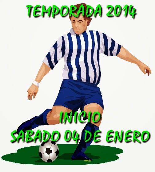 TEMPORADA VERANO 2014