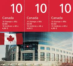 canada stamps sale