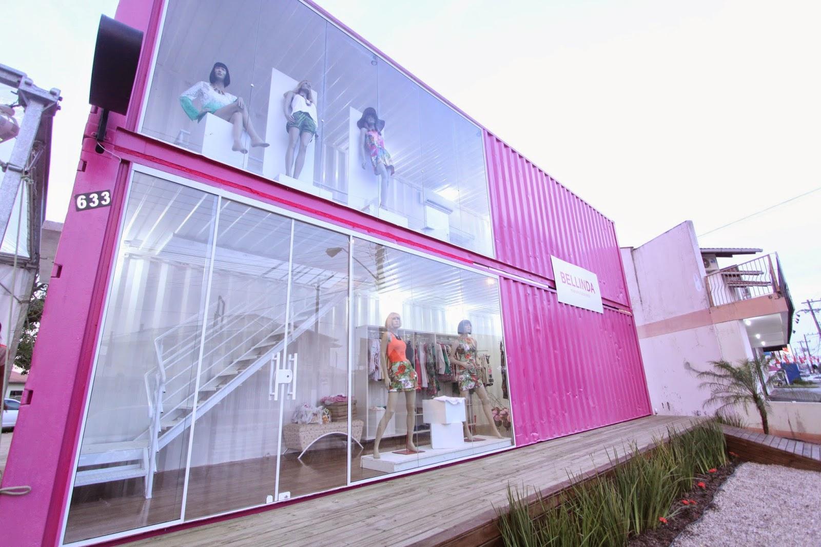 Container: Um Novo Conceito em Arquitetura Sustentável: Na cidade de  #94377A 1600x1066 Banheiro Container Locação Sc