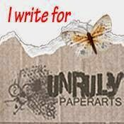 I'm A Columnist for Unruly PaperArts